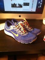 Nike trail running shoes size 9