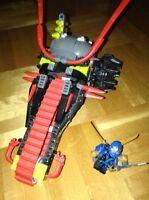 Legos ninjago et legos dragon