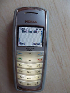 Telephone cellulaire Nokia 2125I (Bell)