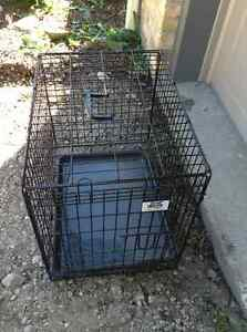 Small to medium sized pet crate for sale