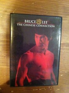 DVD Bruce Lee- Thé Chinese Connection