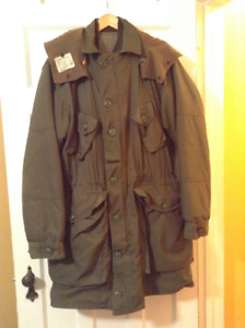Canadian Forces Military Extreme Cold Weather Parka