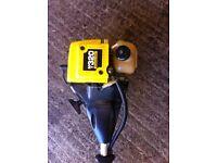 Petrol strimmer repair