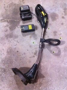Cordless 24v weed eater