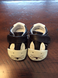 Jack & Lily Baby Shoes 0-6 months