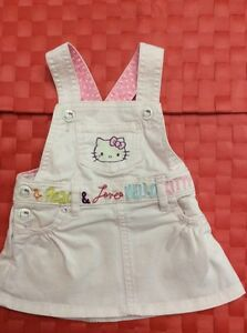 Hello kitty H & M romper dress 2-4 months