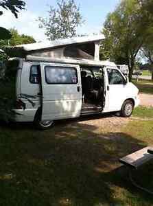 Volkswagen Eurovan Camper