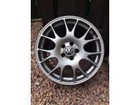 VW Golf Edition 30 genuine BBS CH Alloy Wheel (3 available)