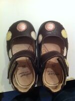 Size 5 Pediped shoes