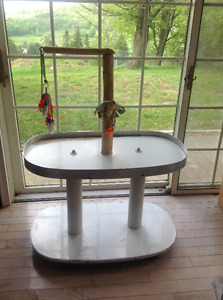 Macaw/large bird stand for sale