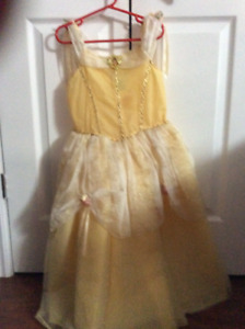 Disney's Belle costume dress