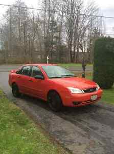 2007 Ford Focus Other Campbell River Comox Valley Area image 1