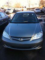 2005 Honda Civic Sedan - Great Condition