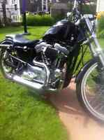harley trade for car or truck