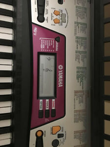 Yamaha PSR-175 Music Keyboard with DJ Voices