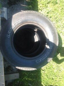 Truck tires 265/70 R17
