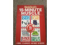 Men's health books set