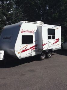 2008 Fun Finder Travel trailer