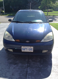 2002 Ford Focus ZX5 Hatchback