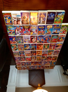 Films VHS Walt Disney
