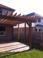 Martin Fence & Deck (Fences, Decks, Pergola, Repairs, Digging)