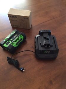 EGO Power Battery / Batterie 56V 2.0AH + charger/chargeur