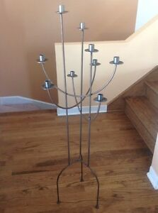 Floor Candle Holder (decoration) $20.00