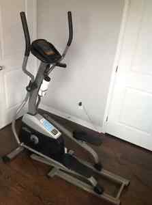 Elliptique Tempo fitness 615E