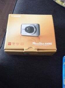 New Canon 10.0 digital camera