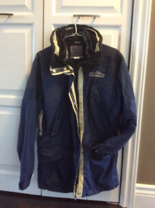 3 in 1 Interchange Winter Jacket