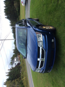 2010 Dodge Journey Blue SUV, Crossover