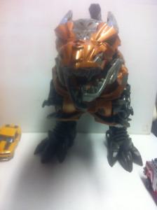 COLLECTIBLES TRANSFORMERS T REX $109.00