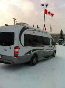 Mercedes sprinter ara new condition sell or trade for class A