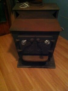 Heritage Canadian made woodstove