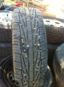 195/65R15 set of 4 all season on rims came off 02 accord