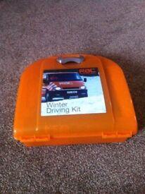 RAC Winter Driving Kit