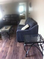 Fully furnished suite in Lacombe