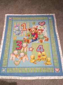 Handmade Baby Quilts - Perfect for Baby Shower Gift