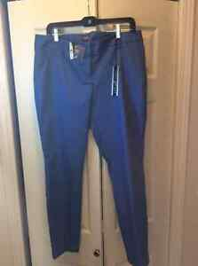Express columnist ankle pant, size 12, NWT