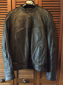 Triumph men's motorcycle jacket
