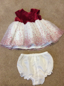 Baby Girl Dress,  Size 9 months