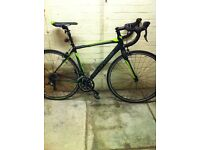 Cannondale Synapes Cadd 8 Sora 9 speed Double 2015 Size 51cm