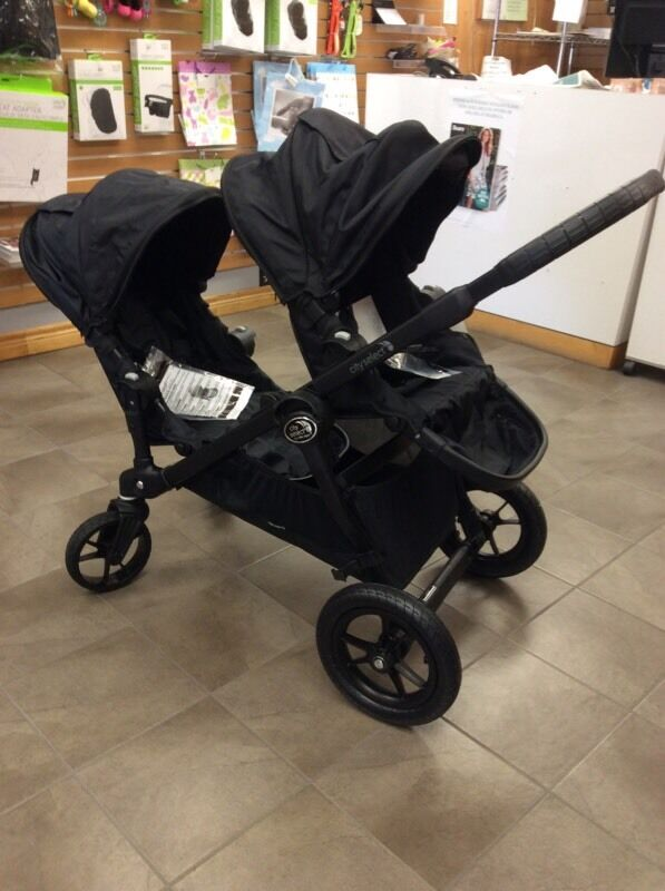 Stroller City Select Double Strollers Carriers Amp Car