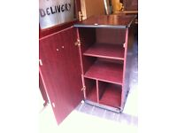 Regency style HiFi cabinet/ mint condition