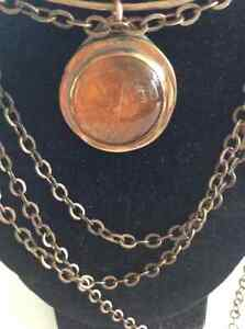 Vintage Rafael Canada Choker and Necklace