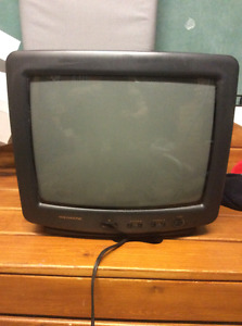 "15"" Tube Stlye TV"