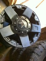 Rock star rims
