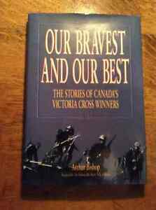 Our Bravest and Our Best by Arthur Bishop
