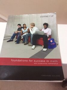 Foundations for success in math