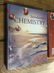 Introductory Chemistry 5th fifth edition